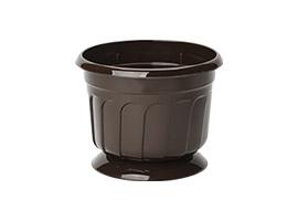 Round flower pot Ø21,