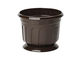 Round flower pot Ø26,