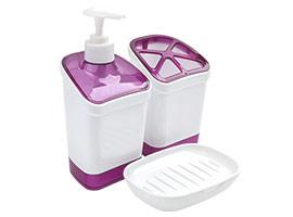 Elix, bath set, soap, pump, bath, soap pump, soap holder