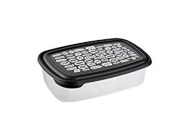 Stilo Deco 2L, container, frigo, dish
