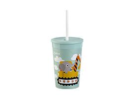 Čaša Deco Plus 0.33L, napitak, piće, dekoracija, čaša sa dekoracijom